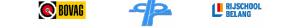 Rijschool Rozenburg logo's